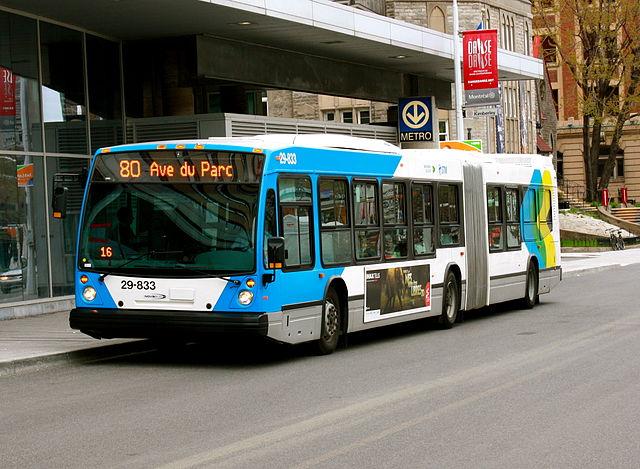 Des Autobus Qu 233 B 233 Cois 100 233 Lectriques 224 L Essai Par