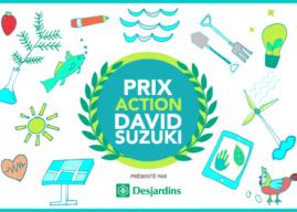 Prix Action David Suzuki : votez pour votre projet favori!