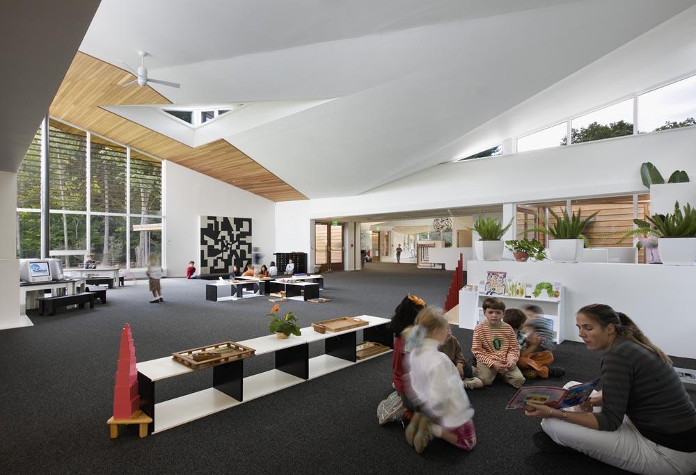 La commission scolaire Marie-Victorin aura une école faite en bois - GaiaPresse