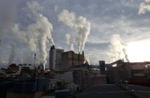 Eat Industry Factory Chimney Chimney Smoke Factory