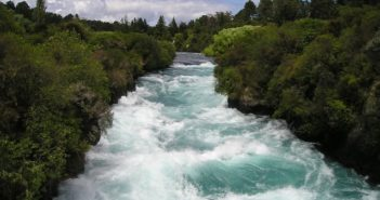 Torrent New Zealand White Water Nature Force