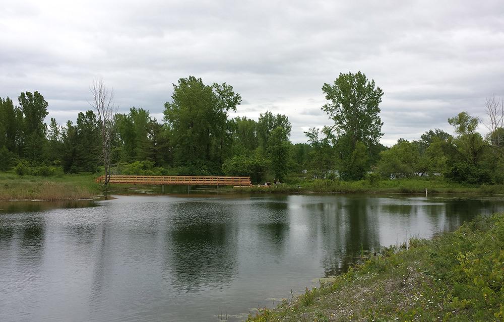 Boisé des Lacs Fauvel © Ville de Blainville