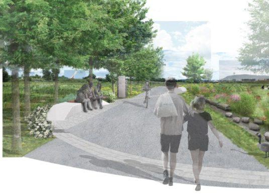 Le parc Frédéric-Back : un projet ambitieux de réhabilitation