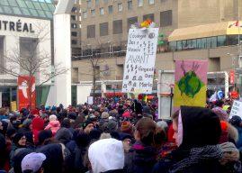 Les étudiants du Québec préparent leur grève pour le climat